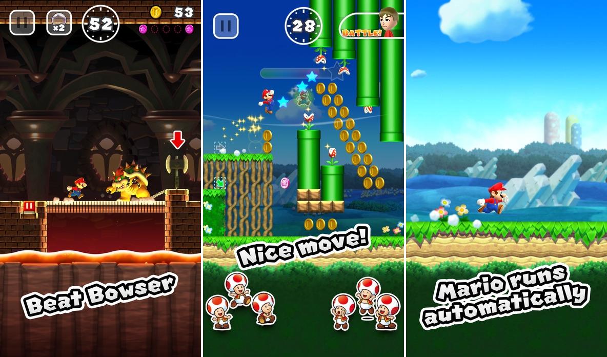 Super Mario Run APK'larında Virüs Tehditi!