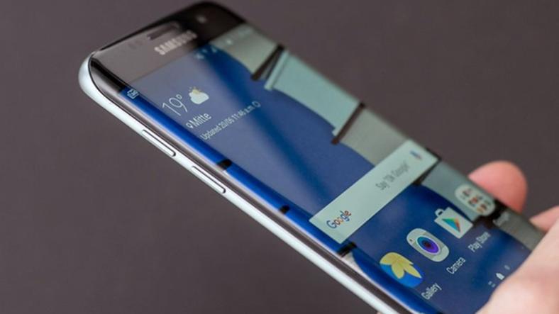 Galaxy S7 Edge yılın ekranı ödülüne layık görüldü