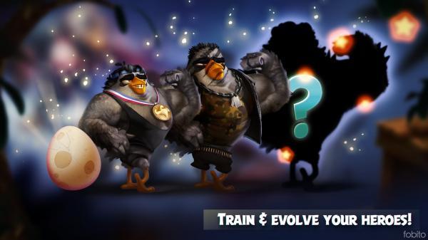 Angry Birds Evolution, iOS ve Android için indirilmeye sunuldu