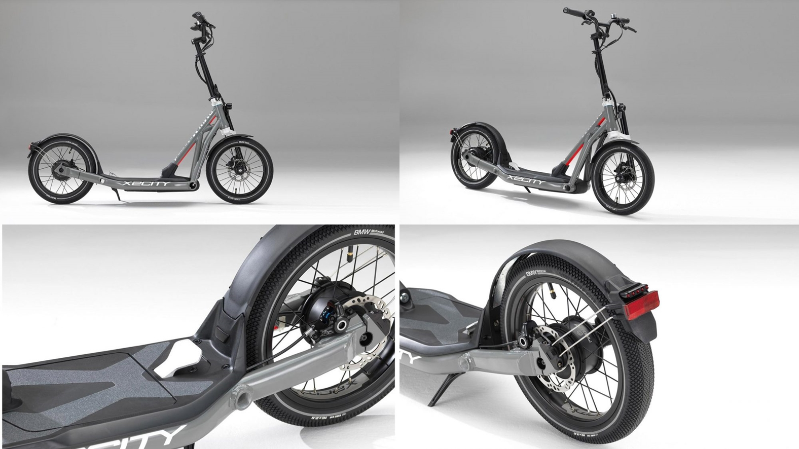 uzun menzilli elektrikli scooter bmw x2city. Black Bedroom Furniture Sets. Home Design Ideas