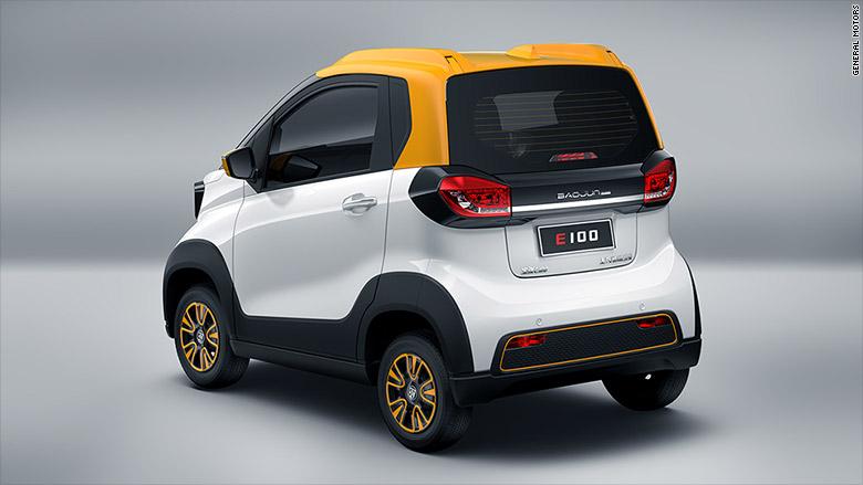 General Motors, 5000 Dolara Elektrikli Otomobil Satıyor