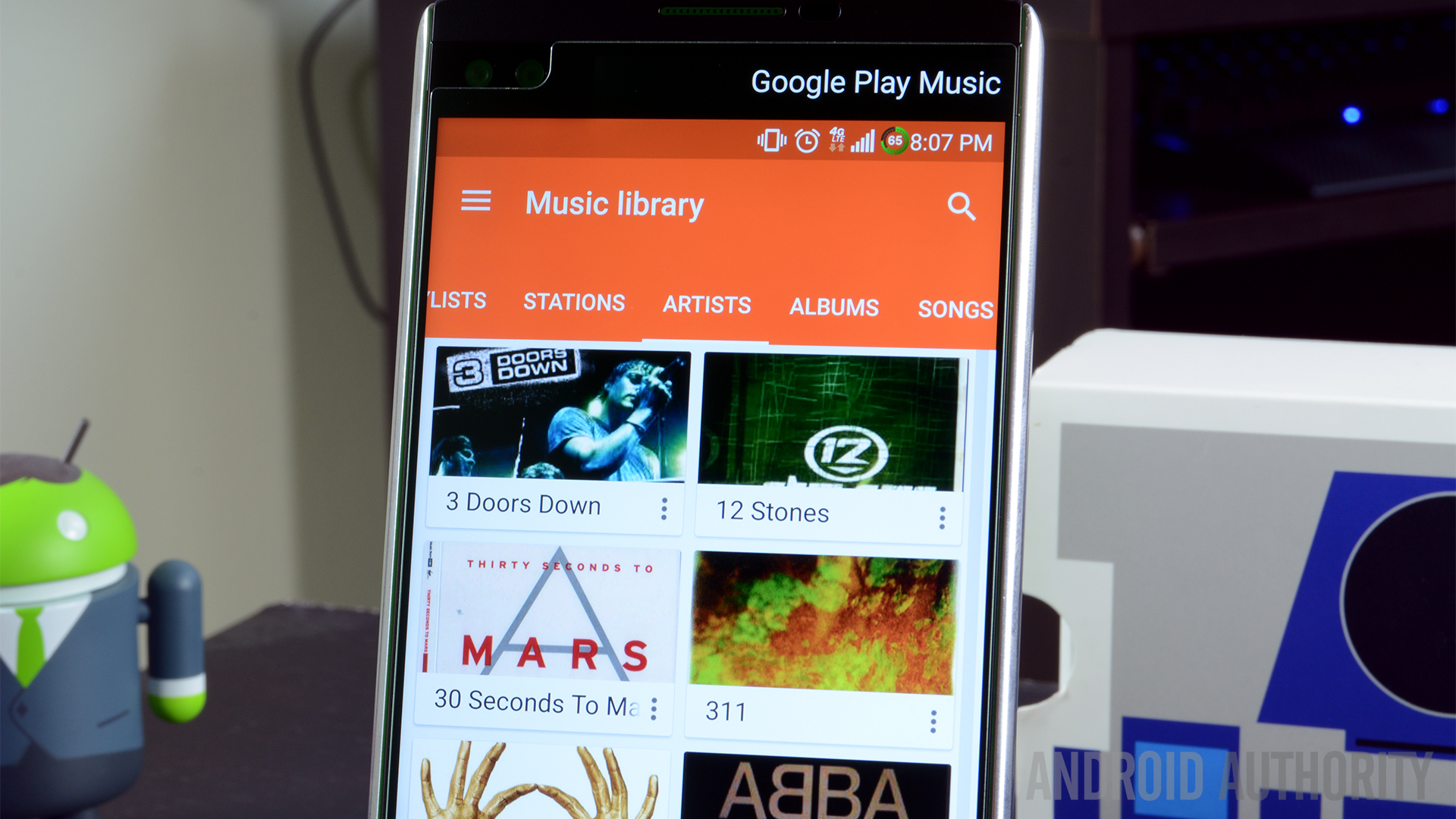 Problems With Google Play Music And How To Fix Them Android Authority