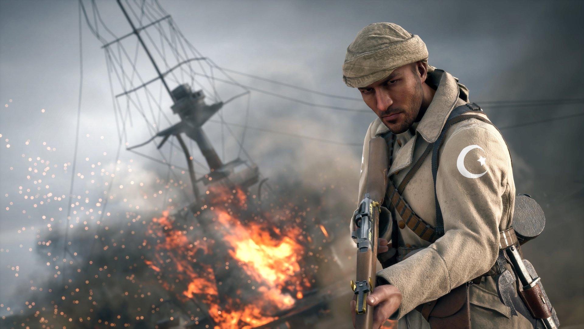 Battlefield 1 Çanakkale Modu Yayınlandı!