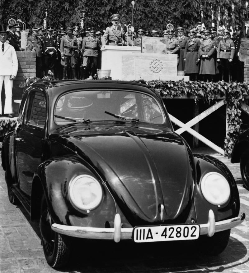 volkswagen  efsanevi modeli beetle u0026 39  u0131 bir daha  u00dcretmeyecek