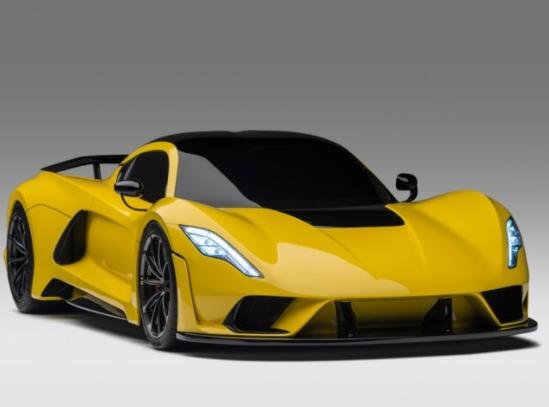 Saatte 480 Kilometre Hız Yapan 6 Milyon Tl Lik Hiper Araba