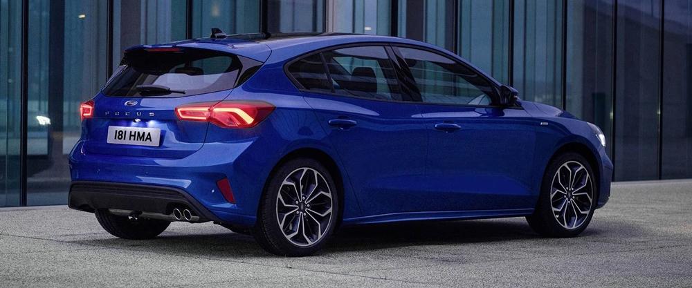 Karşınızda Asfaltların Yeni Yakışıklısı 2019 Ford Focus!