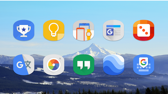 Free pack of 7 Icon Pack for Android – baalis