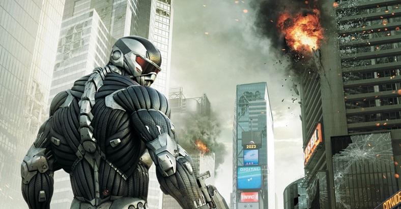 Crytek Games for Gaming to use SpatialOS – neuck