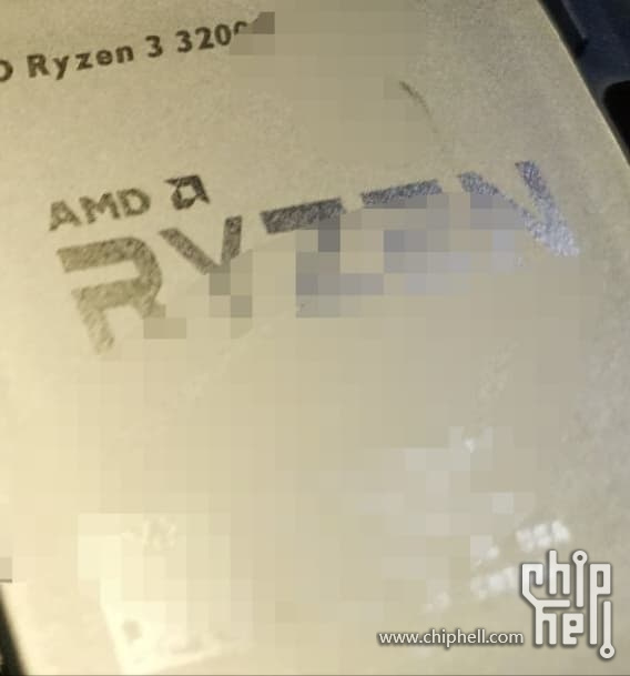AMD 3200G Picasso Ryze 3 API, claims on number of views – sexyst