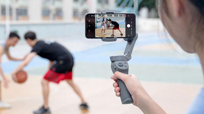 Katlanabilir Gimbal: Osmo Mobile 3