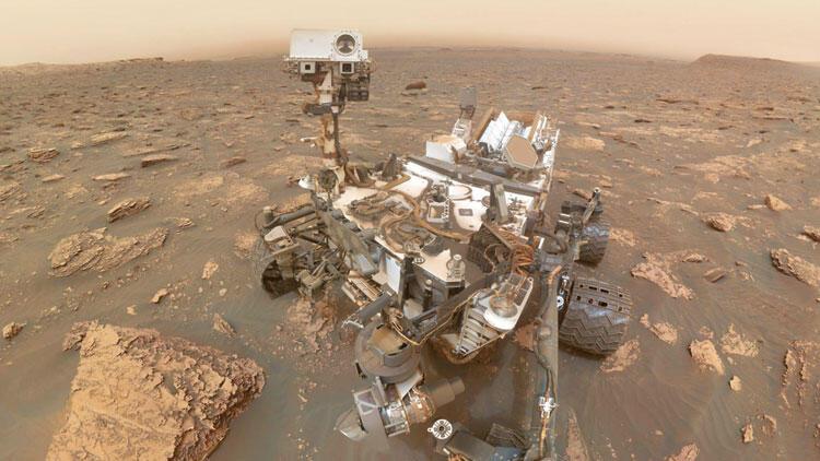 Mars Uzay Aracı