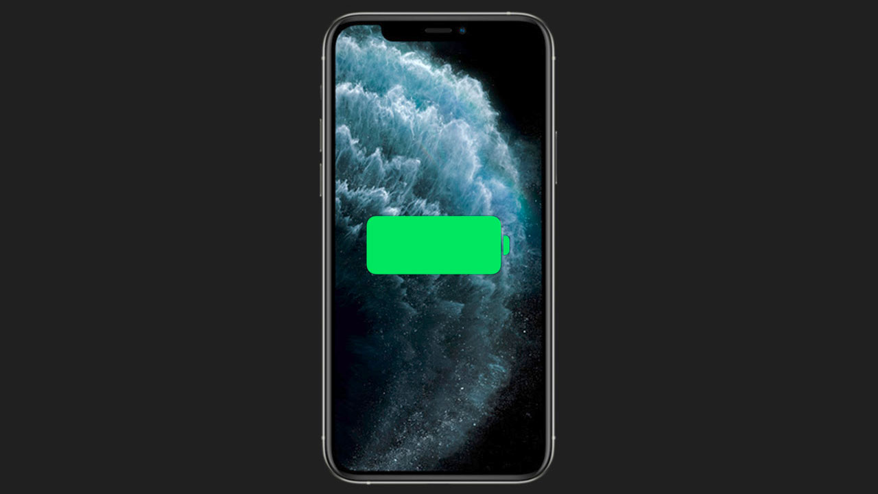 iphone 11 batarya