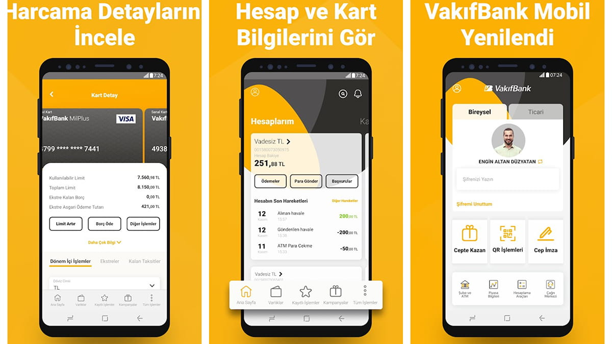vakıfbank mobil