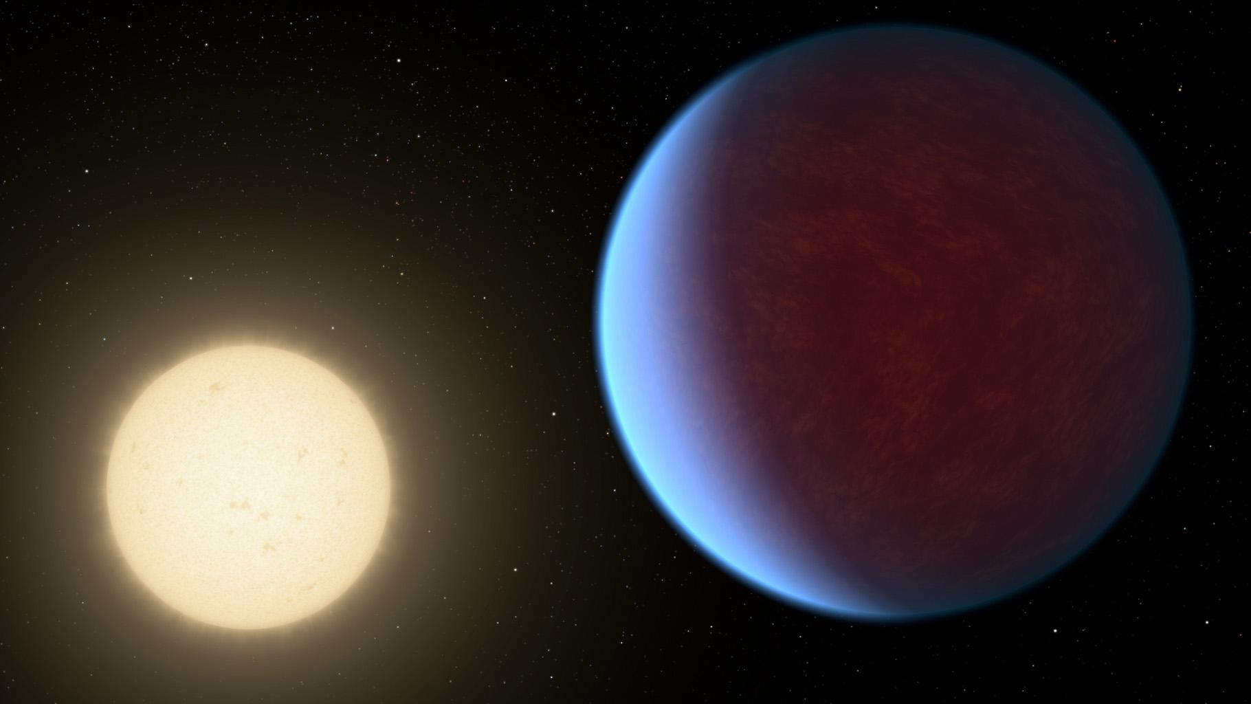 K2-18b Gezegeni