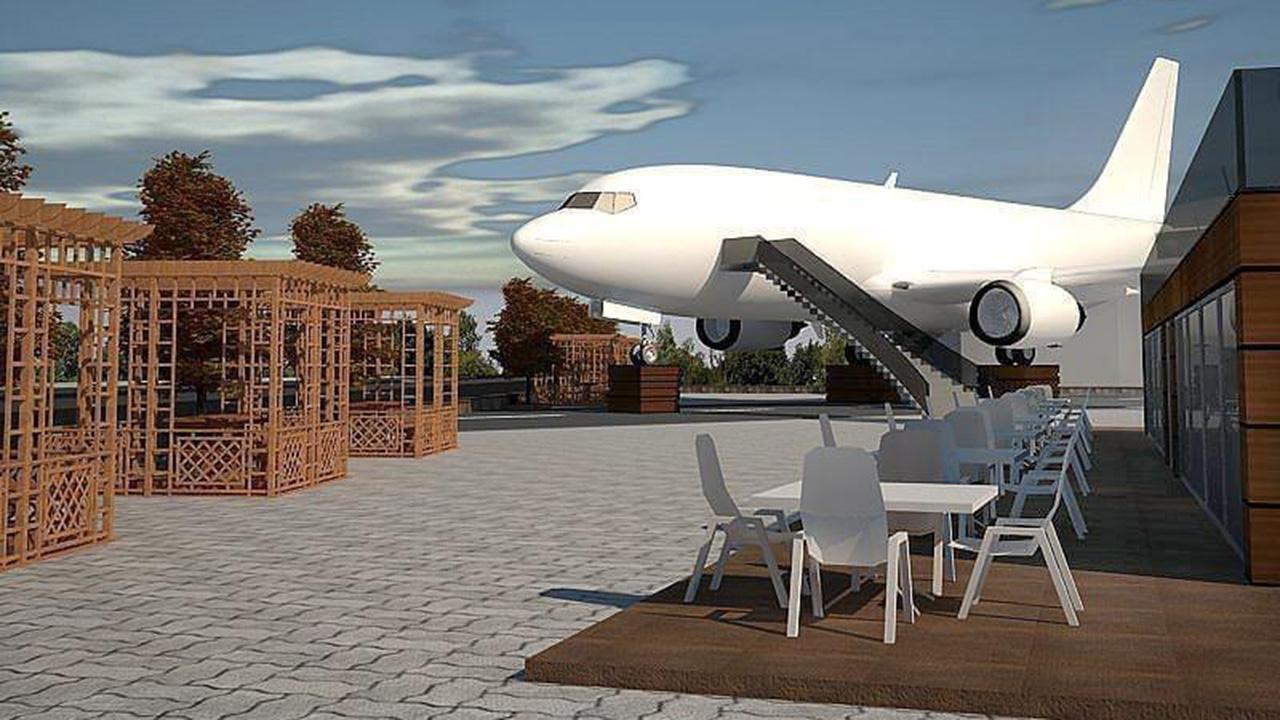 uçak pide