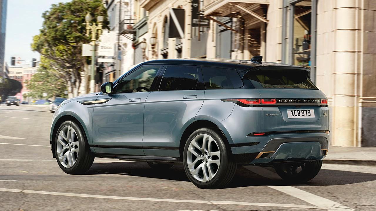 Range Rover Evoque dış görünüş