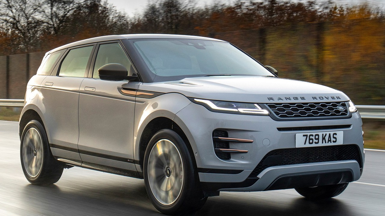 Range Rover Evoque dış tasarım