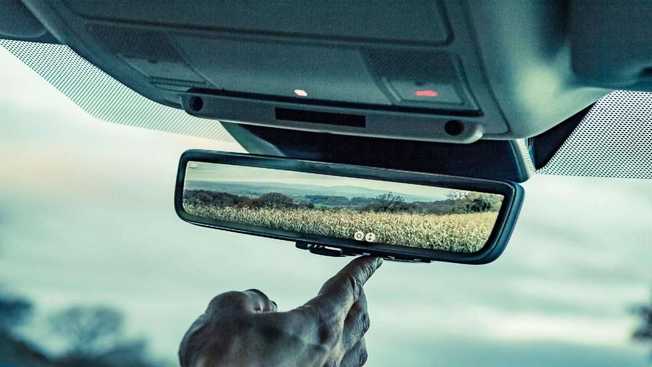 Range Rover Evoque Clearsight dikiz aynası