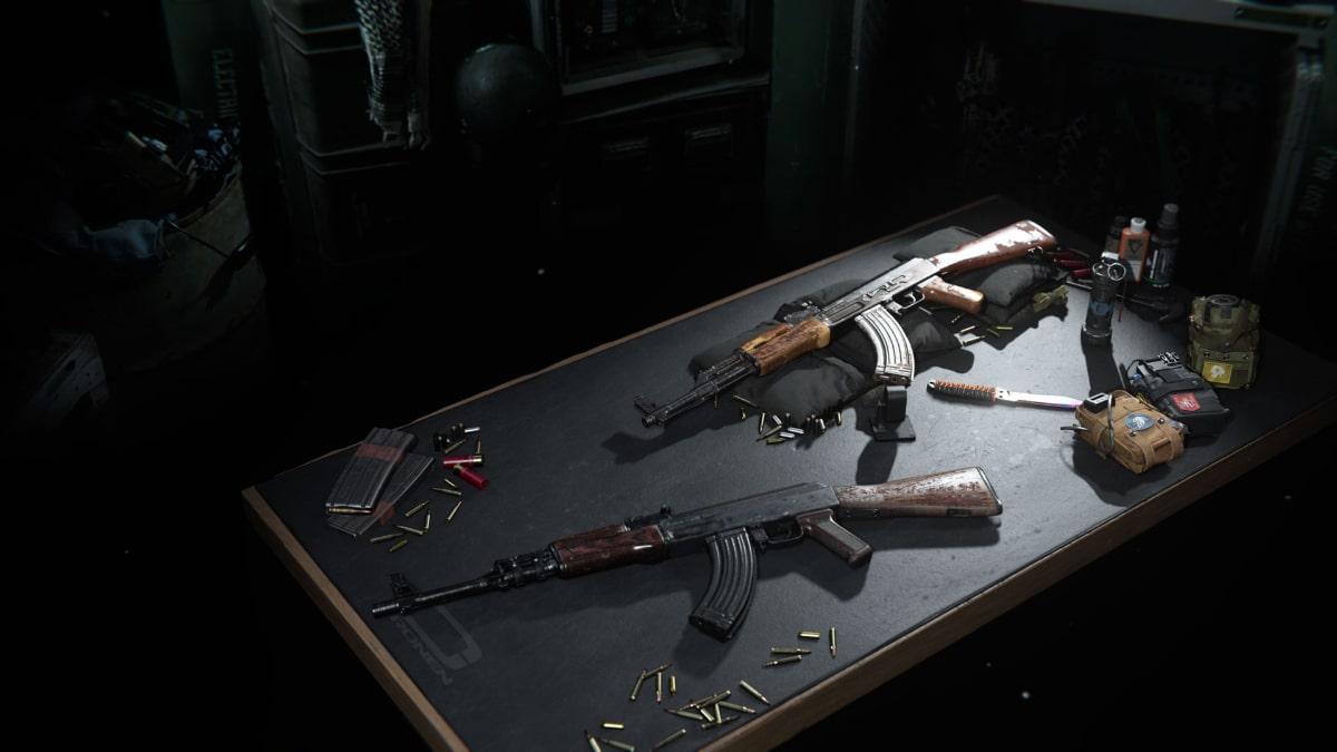 warzone ak-47