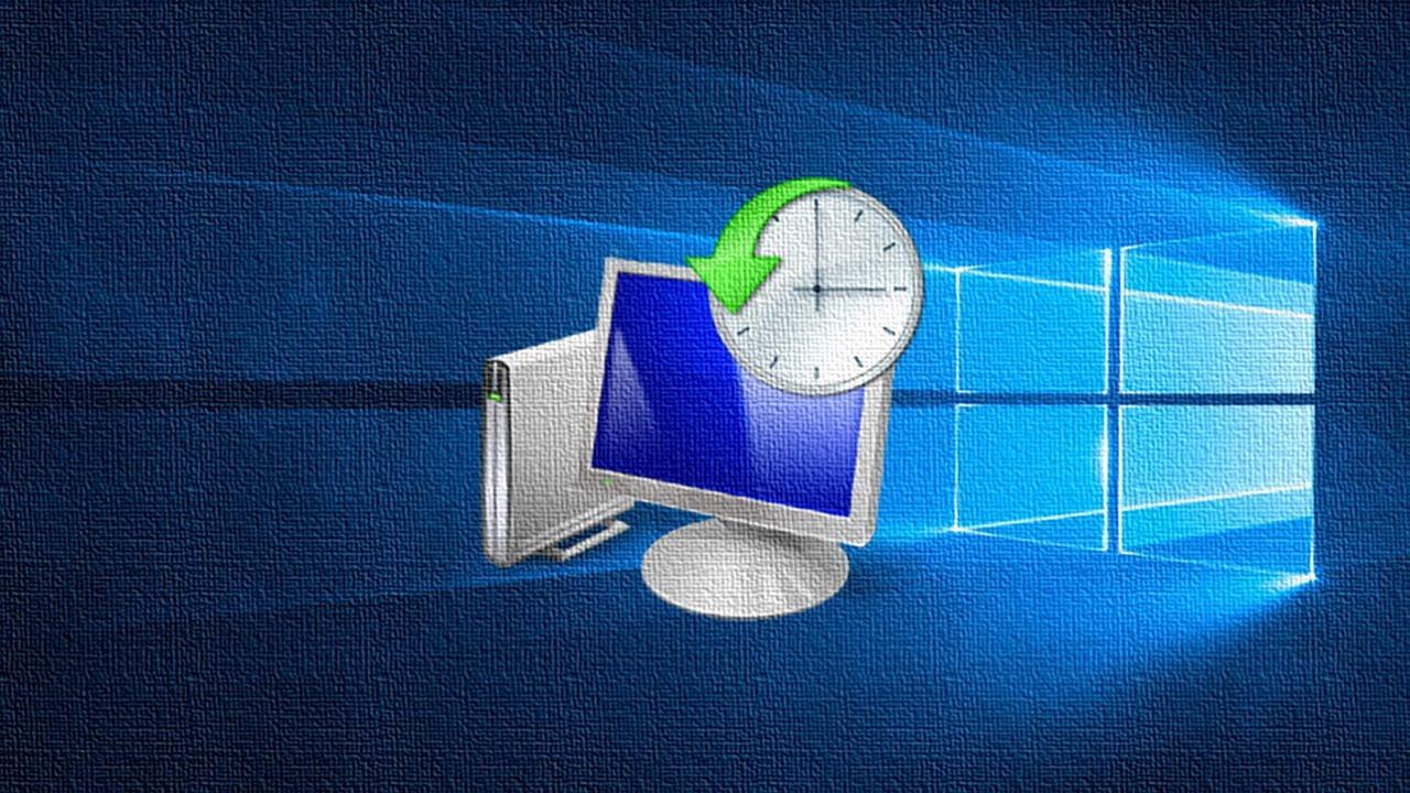 windows sistem arka yükleme