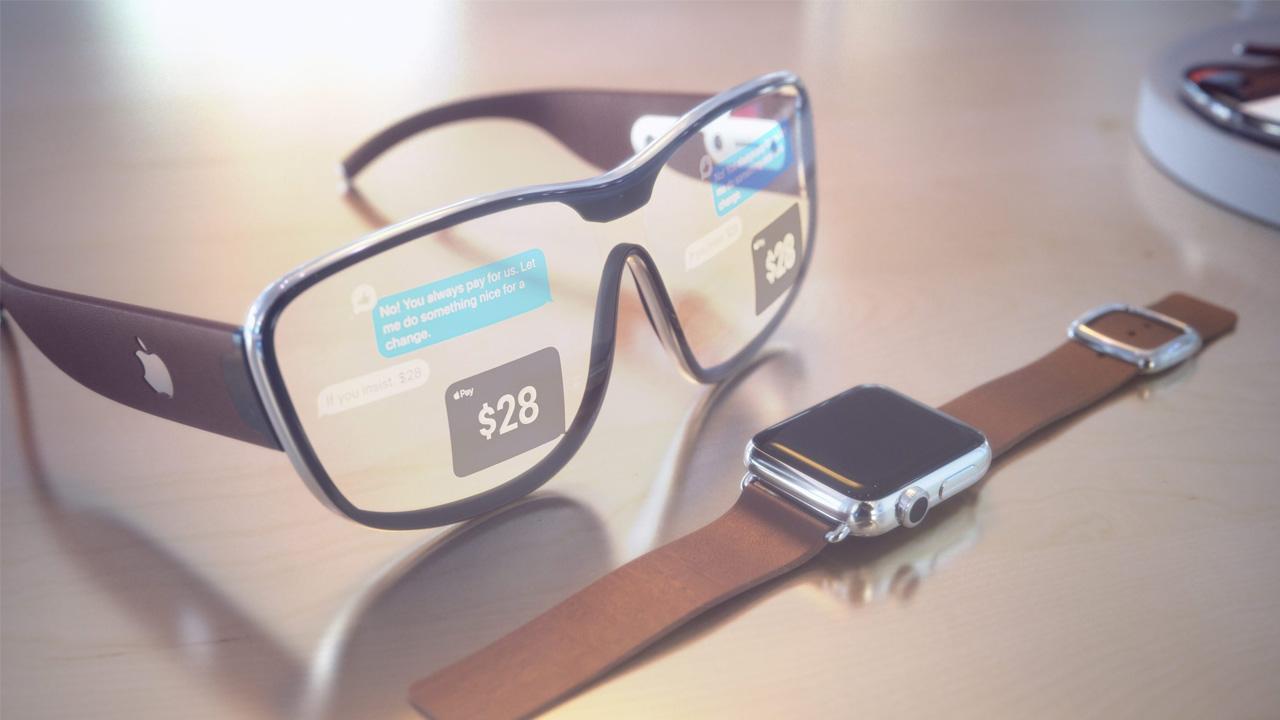 apple artırılmış gerçeklik gözlükleri