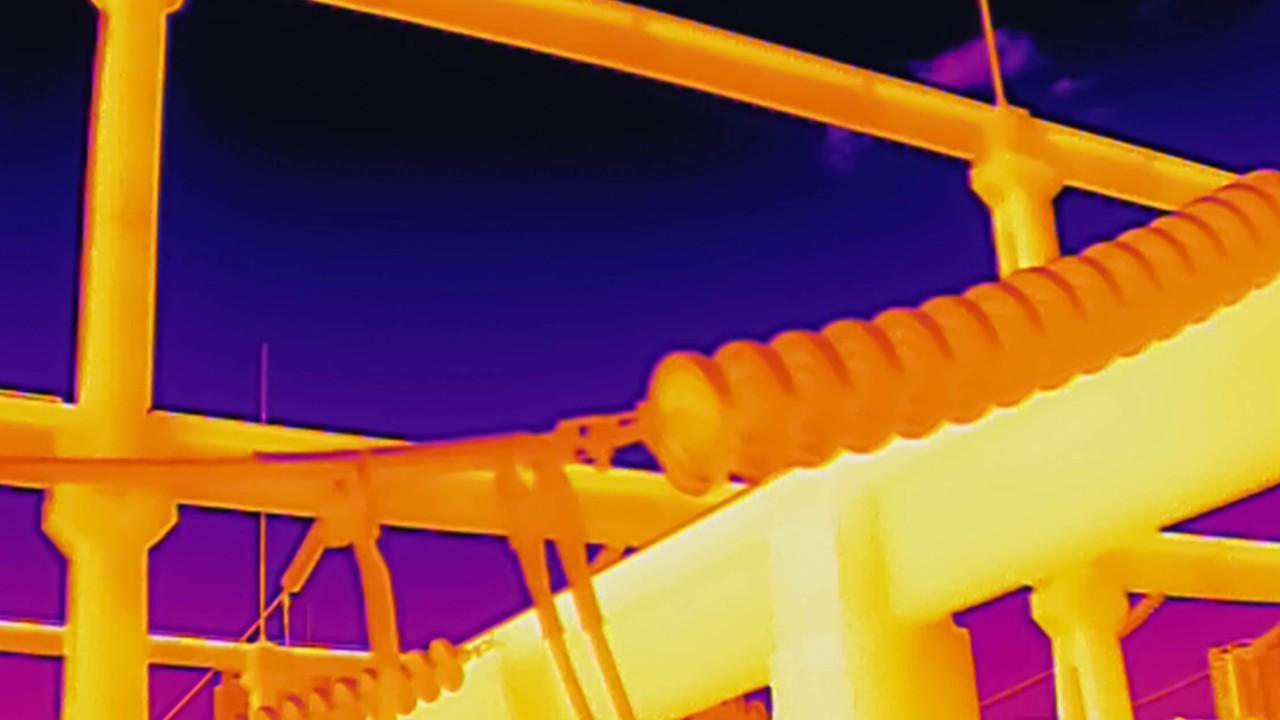DJI mavic 2 enterprise advanced termal kamera