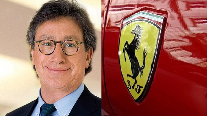 İstifa Eden Ferrari CEO'su Louis Camiller