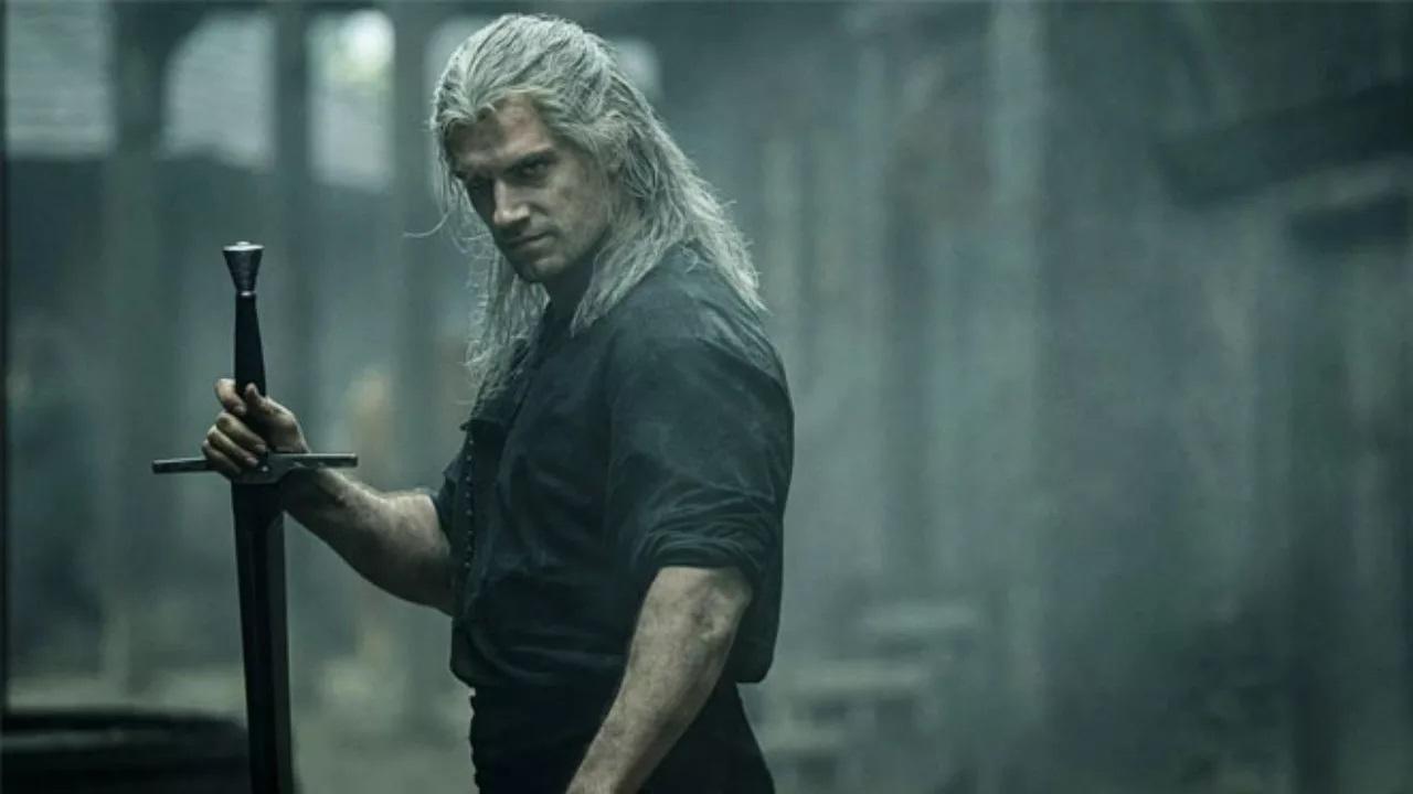 Rivialı Geralt