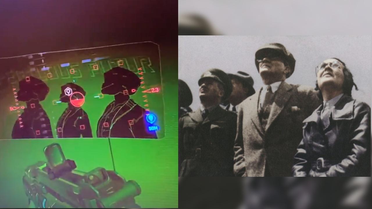 Cyberpunk 2077 - Mustafa Kemal ATATÜRK