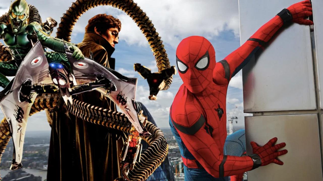 spider-man 3 karakterleri