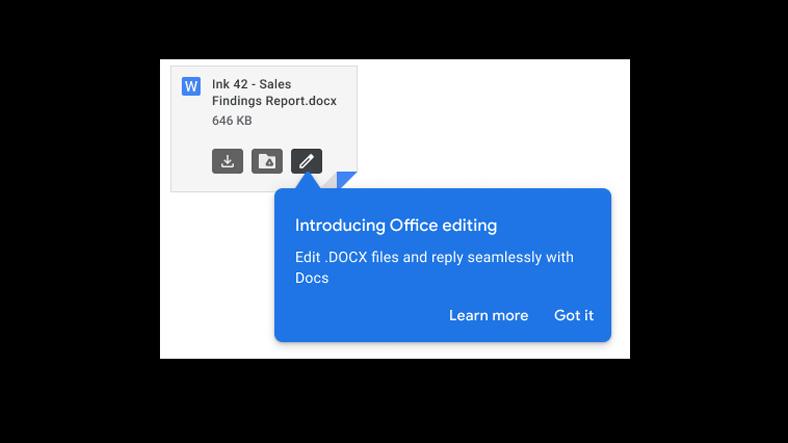 gmail dosya eki düzenleme