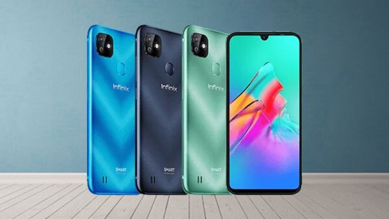 Infinix Smart HD 2021 renkleri