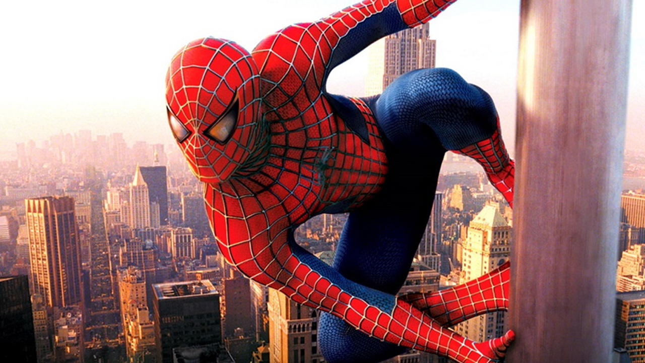ilk spider-man serisi