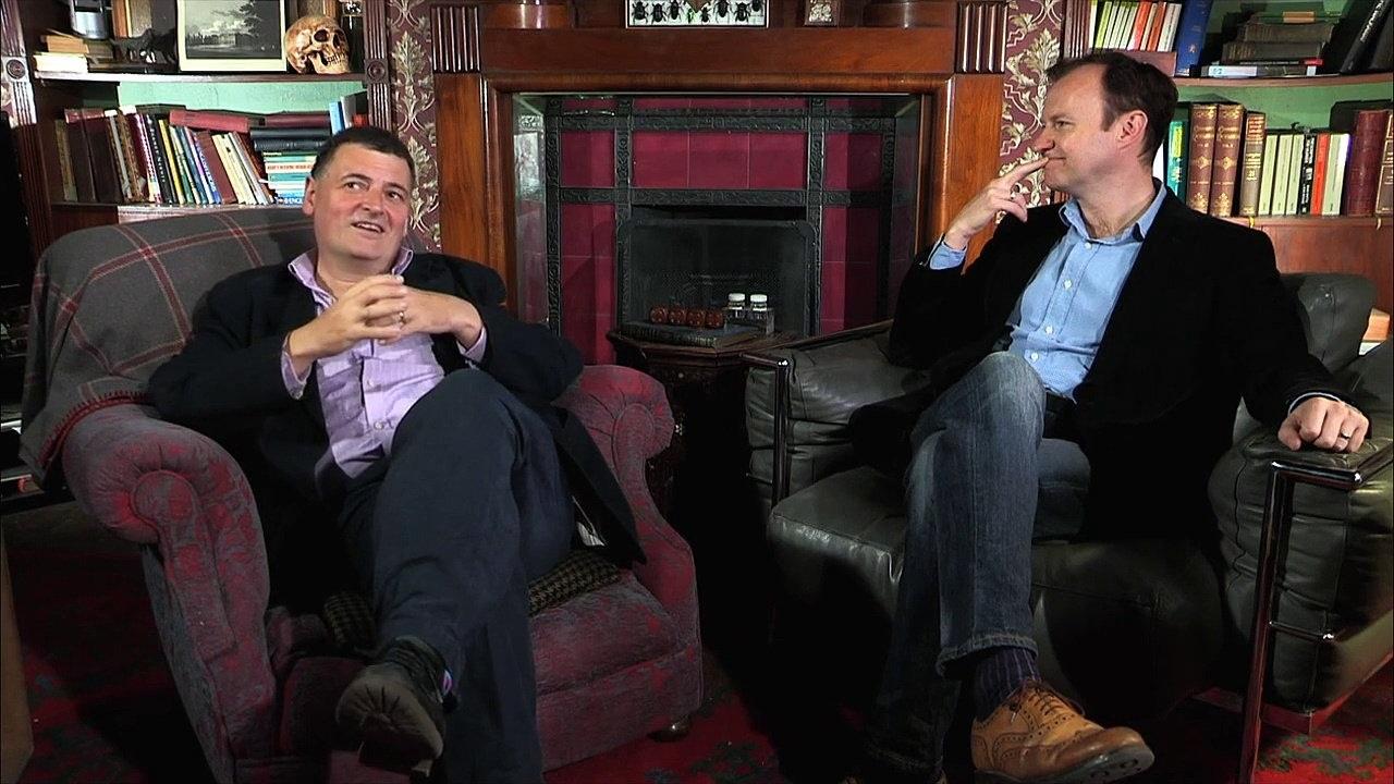 Mark Gatiss, Steven Moffat