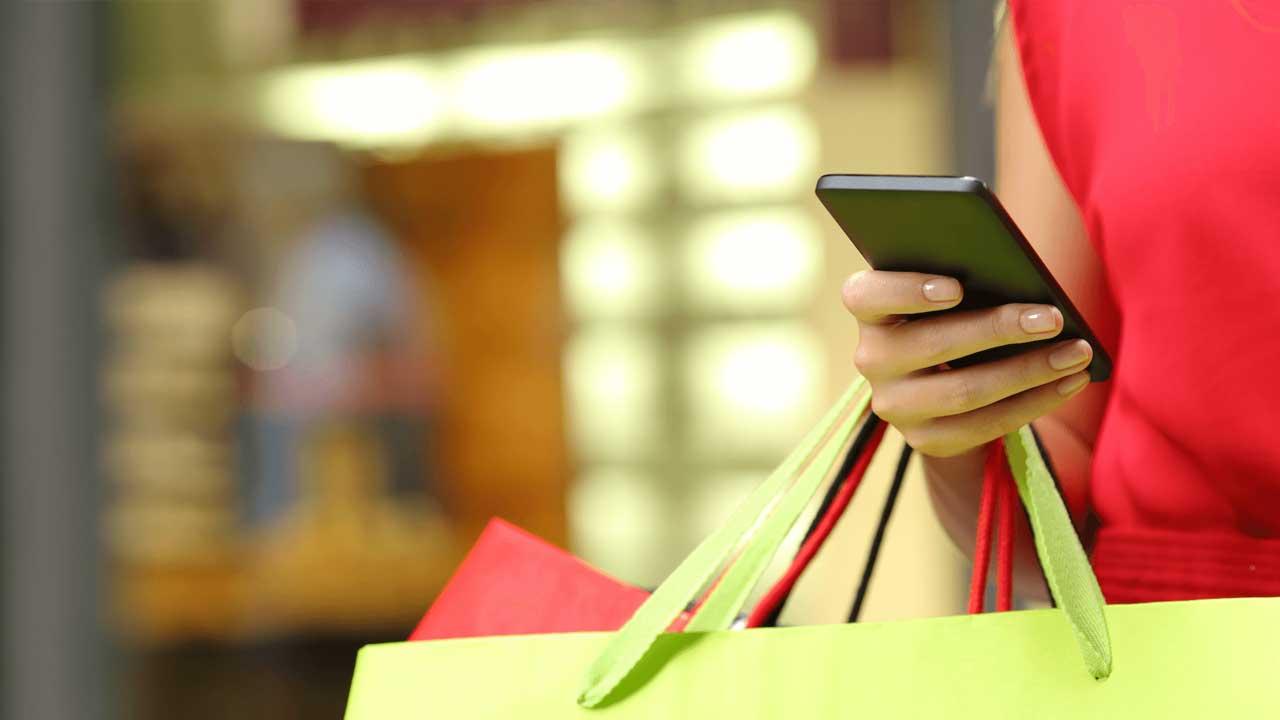 mobil alışveriş