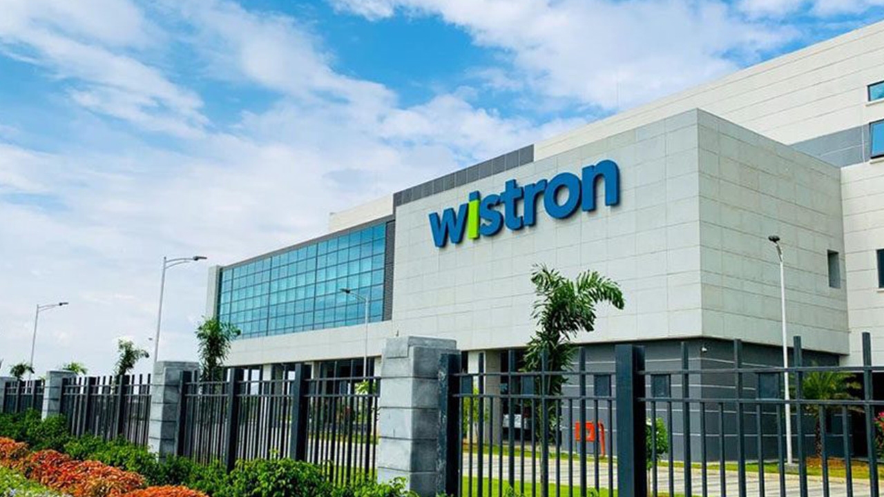 Wistron iPhone fabrikası
