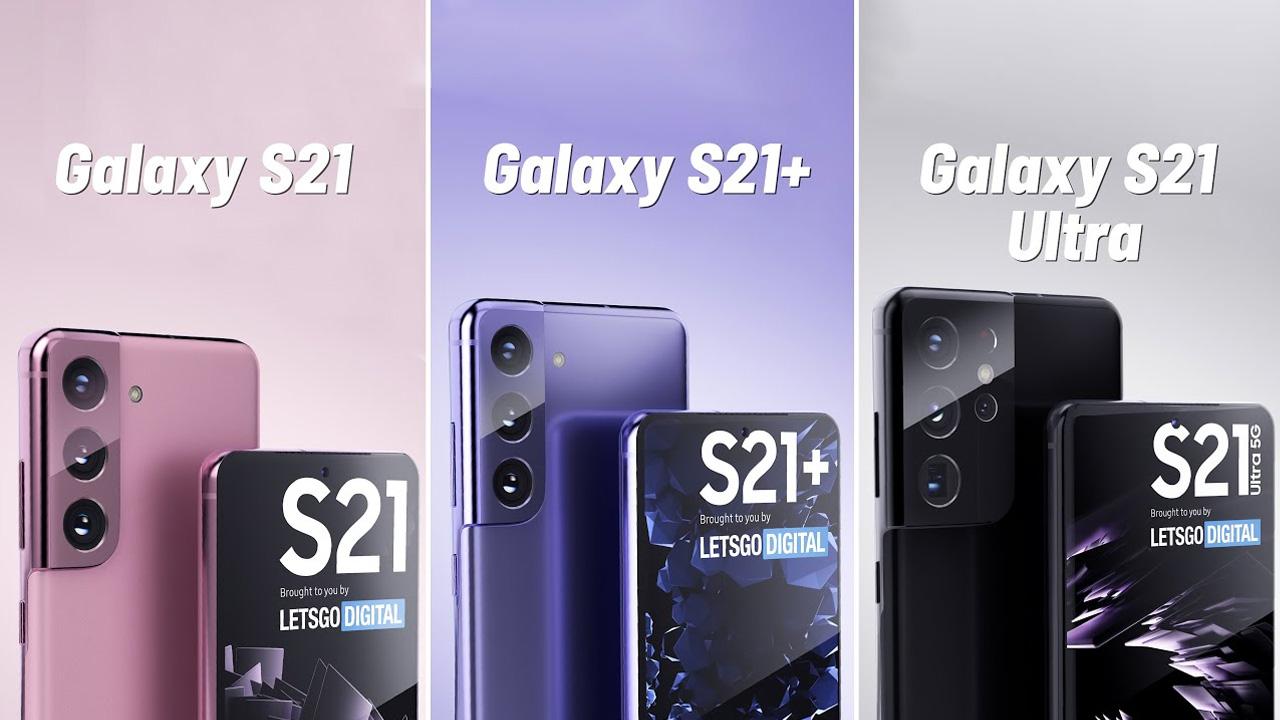 samsung galaxy s21 serisi