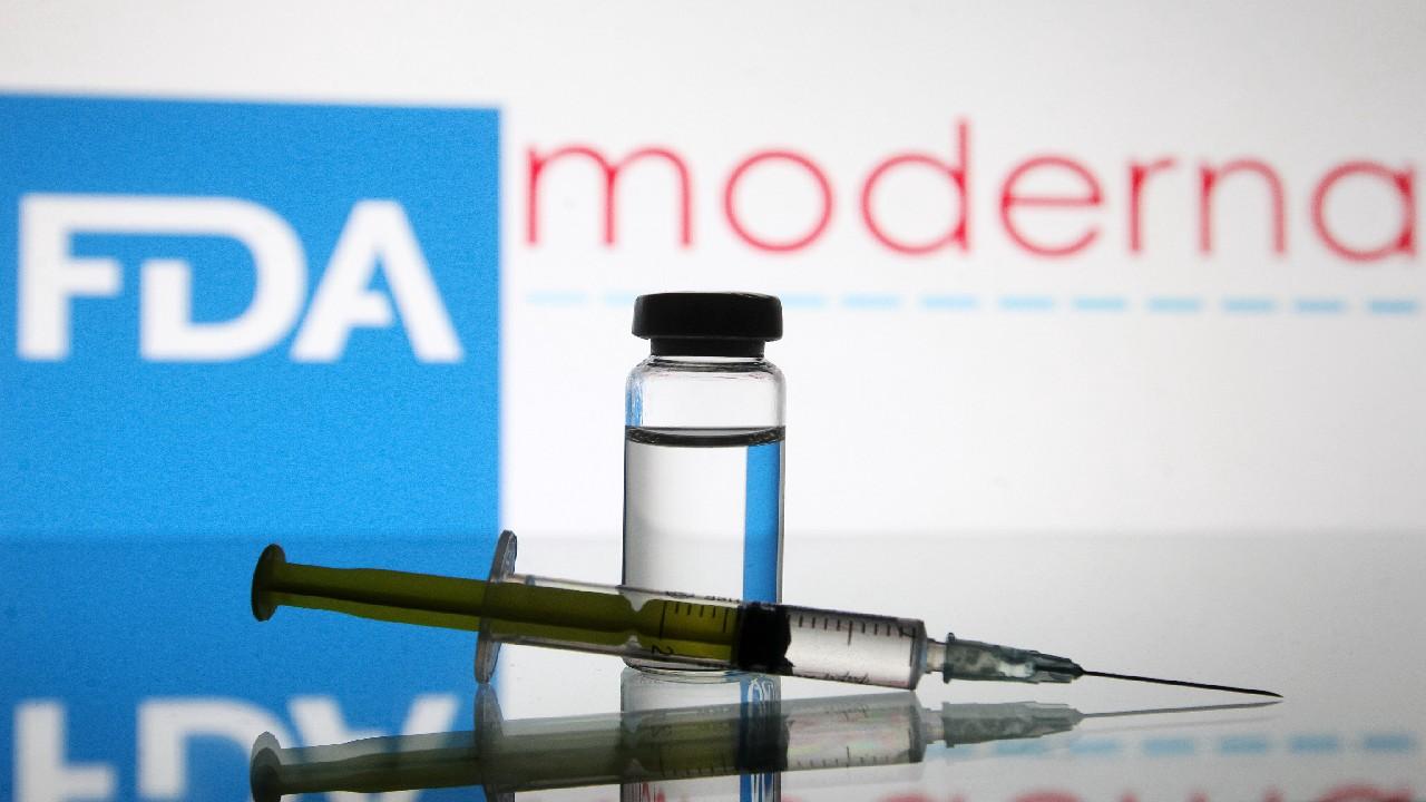 moderna aşısı