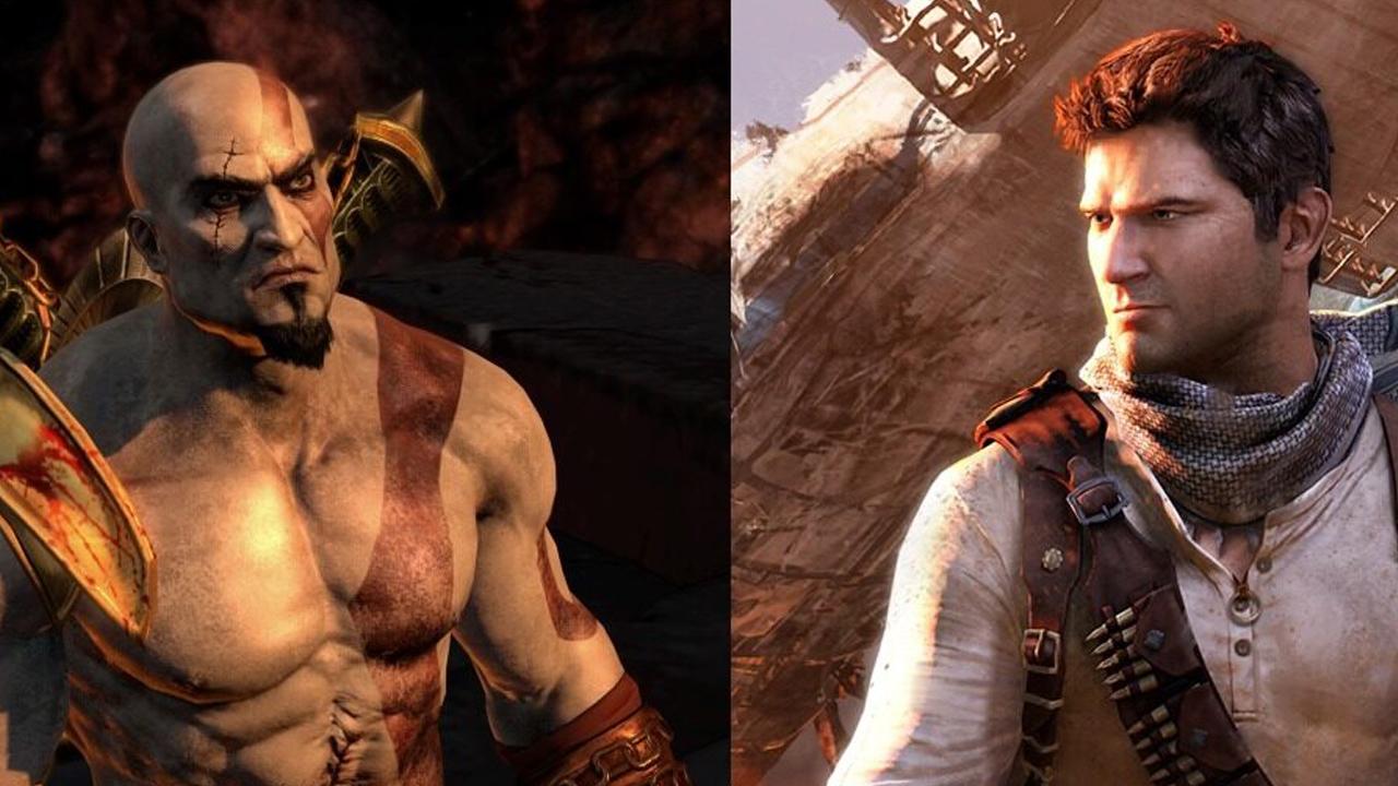 God of War & Uncharted