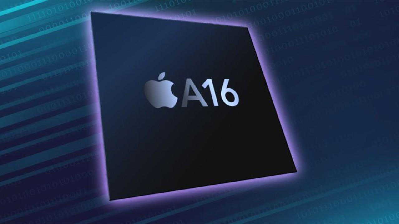 Apple A16 Bionic