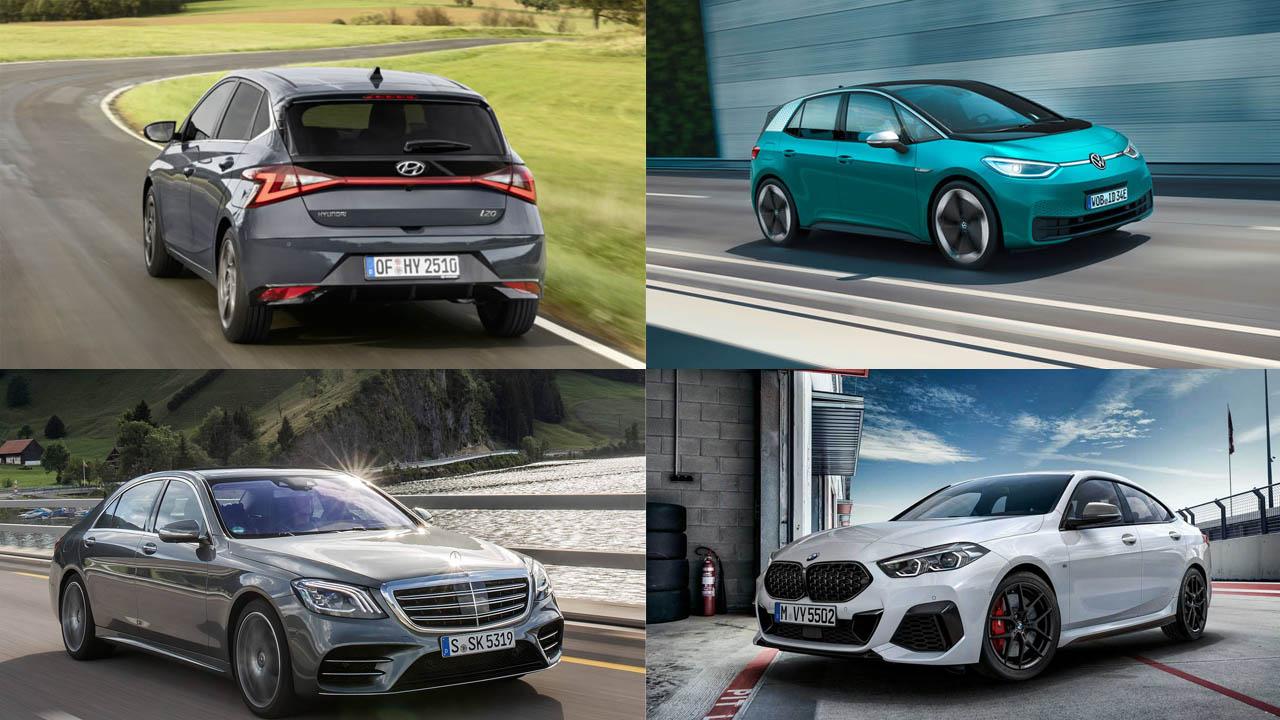 2021 Avrupa'da Yılın Otomobili