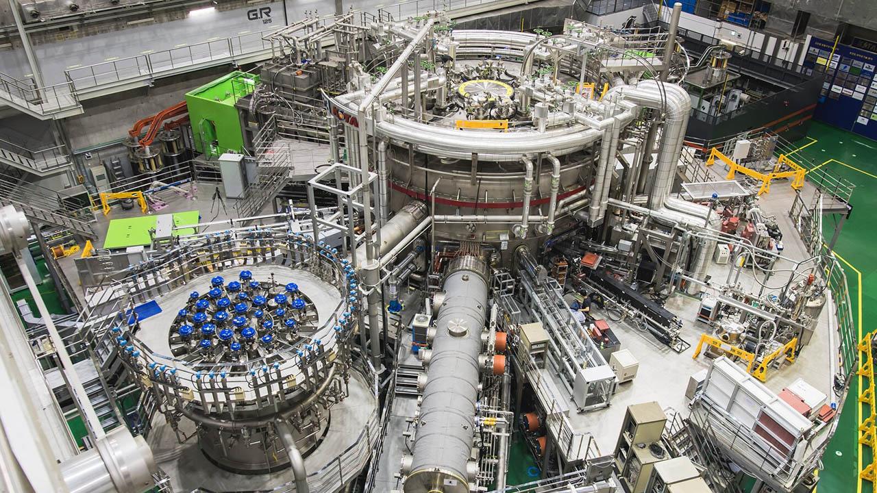 KSTAR tokamak nükleer füzyon
