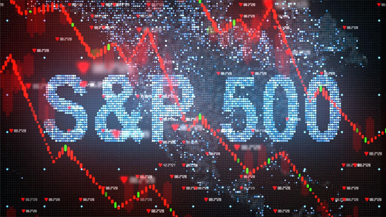 s&p 500, standard&poor 500