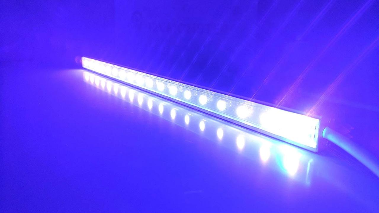 ultraviyole led ışık