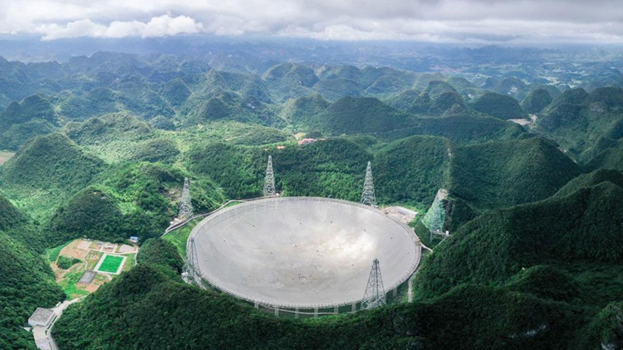 fast teleskop