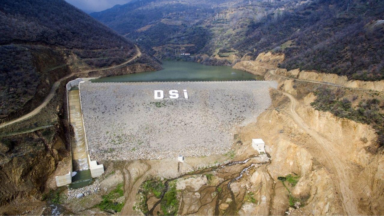 izmir depremi baraj hasar