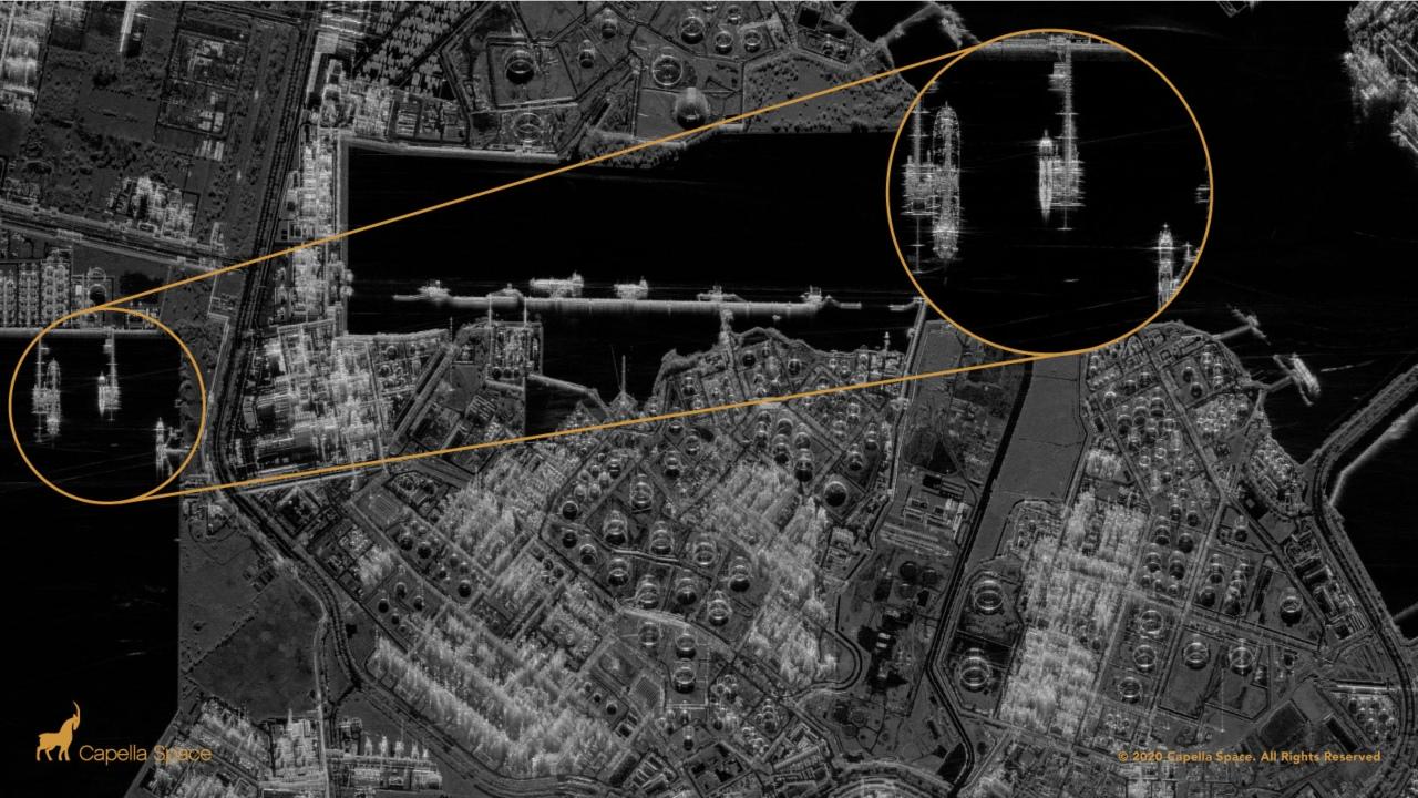 uzaydan görüntü