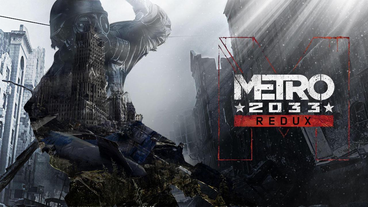 metro: 2033 redux afiş, metro: 2033 redux wallpaper, metro: 2033 redux duvar kağıdı