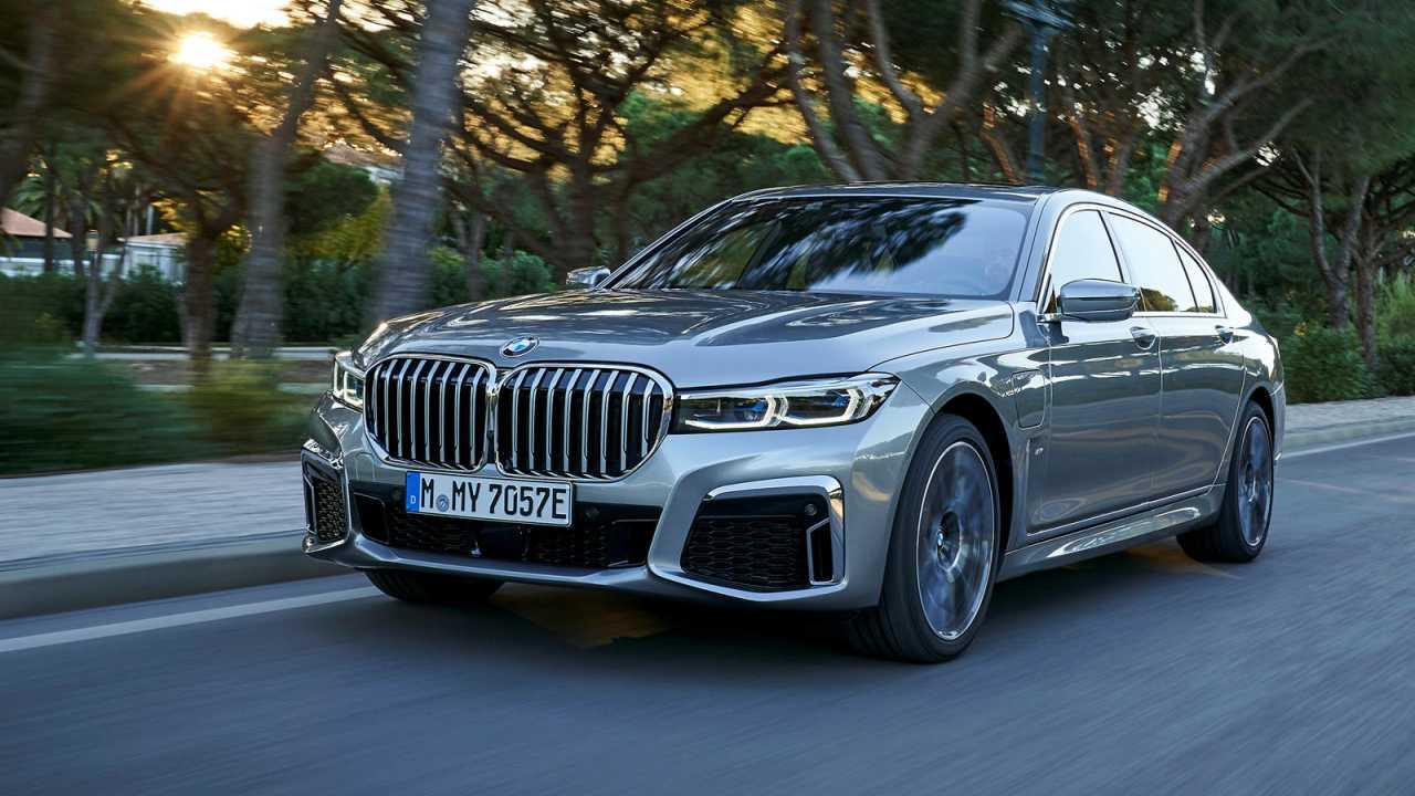 BMW 7 Serisi 4