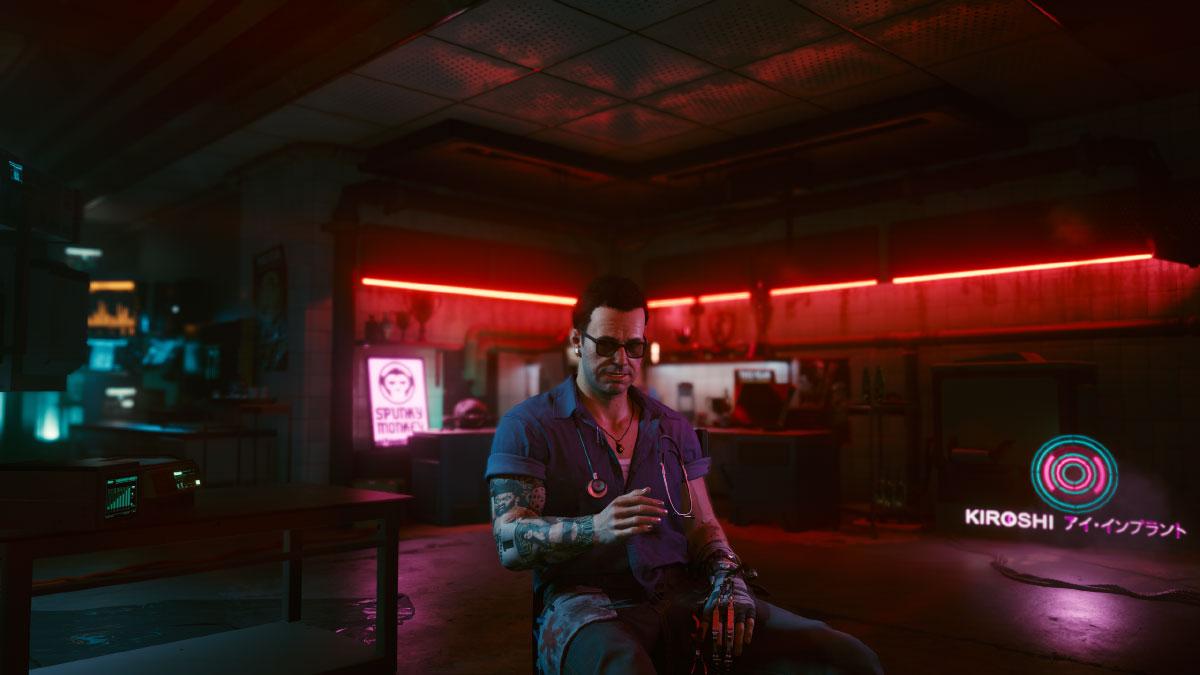 cyberpunk 2077 viktor